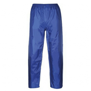 Pantalon de pluie Portwest Classic bleu royal