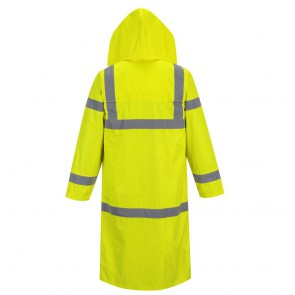 Manteau de pluie haute visibilité Portwest 122cm