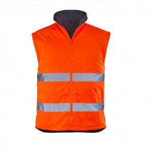 Parka haute visibilité 4 en 1 bicolore Coverguard Roadway