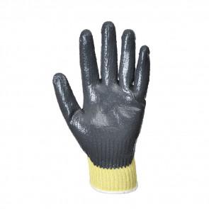 Gants anti-coupure Grip Nitrile Coupure 3 Portwest A600