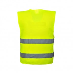 Gilet haute visibilité double ceinture Portwest Vest-Port