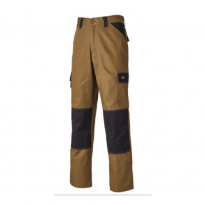 Pantalon de travail Dickies Everyday CVC kaki poche noir