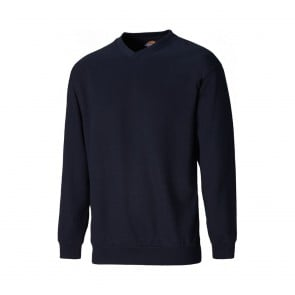 Sweat shirt Dickies col en V