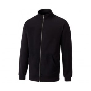 Sweat shirt zippé Dickies Edgewood noir