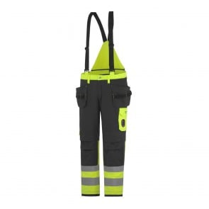 Cotte à bretelles ignifugée ABERDEEN INSULATED CONSTR CL I Helly Hansen