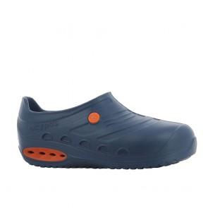 Chaussure de travail coquée Oxypas Oxysafe bleu marine