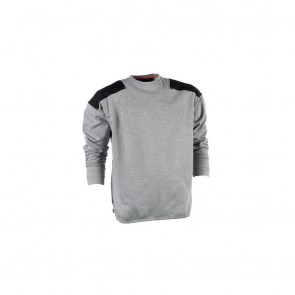Sweat de travail Aries Herock - gris