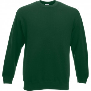 Sweat-shirt manches droites Fruit Of The Loom
