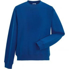 Sweat-shirt de travail manches droites Russell