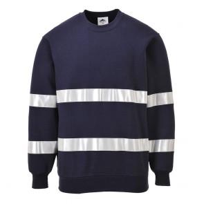 Sweat Shirt Haute Visibilité Portwest Iona - Marine