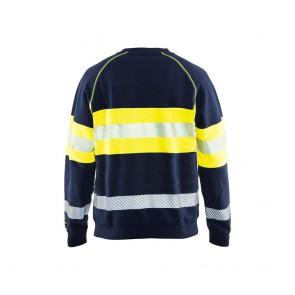 Sweatshirt multinormes Blaklader bicolore Classe 1