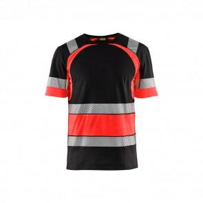 T-shirt de travail haute visibilité Blaklader 100% coton