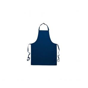 Tablier de cuisine à bavette Portwest Polycoton bleu marine