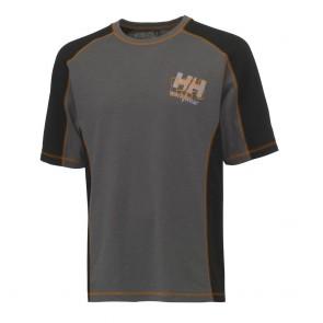 T-shirt de travail Chelsea Helly Hansen - Gris foncé