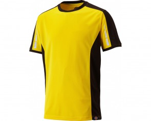 T-shirt de travail Dickies Pro jaune