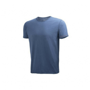 T-shirt de travail MJOLNIR Helly Hansen acier