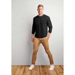 T-shirt manches longues Gildan 100% coton