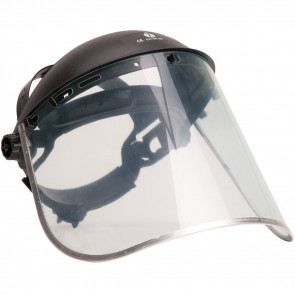 Masque de protection de visage Plus Transparent Portwest