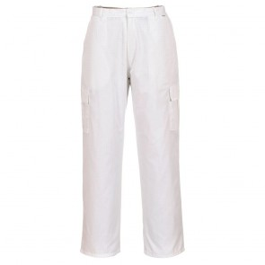 Pantalon Antistatique ESD Portwest blanc