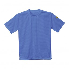 T-Shirt antistatique ESD Portwest bleu