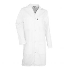 Blouse Blanche de laboratoire chimie 100% coton PALETTE LMA