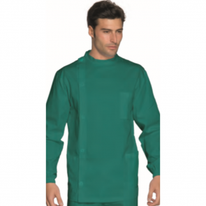 Blouse dentiste homme Isacco manches longues