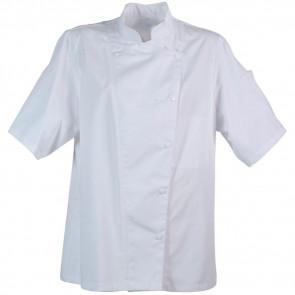 Veste de cuisine femme manches courtes Robur Manille