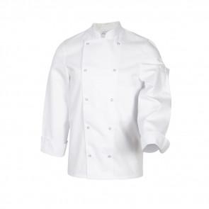 Veste de cuisine mixte manches longues Robur Melbourne