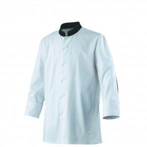 Veste de cuisine mixte manches longues Robur Adagio séchage rapide