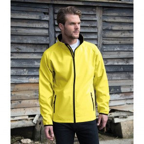 Veste Softshell Homme Result Core Printable