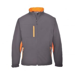 Veste Softshell Portwest Texo 3 couches grise