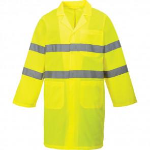 Manteau Haute Visibilité Portwest Workwear Vest-Port