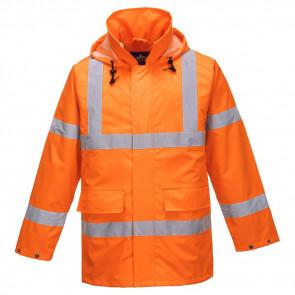 Veste de pluie haute visibilité Portwest Lite Traffic Orange