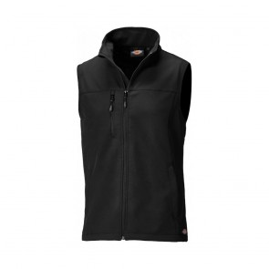 Gilet Softshell sans manches Dickies Kenton Noir