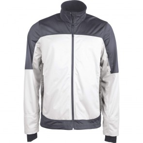 Veste de travail softshell bicolore Kariban