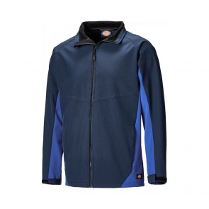 Veste de travail Softshell Dickies Maywood Two Tone Bleu marine/ bleu royal