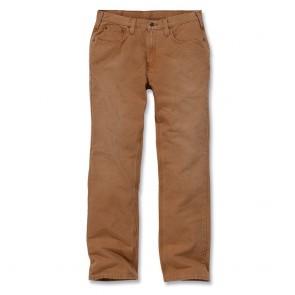 Pantalon de travail Pocket Pant 5 poches CARHARTT marron