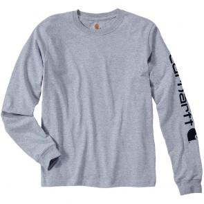 Tee shirt manches longues Carhartt 100% coton
