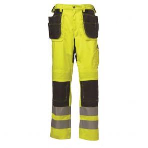 Pantalon dePantalon de travail Bridgewater Construction Helly Hansen - Jaune