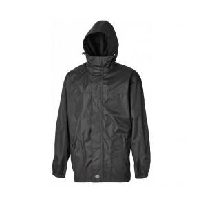 Ensemble de pluie Dickies Somerton Noir veste