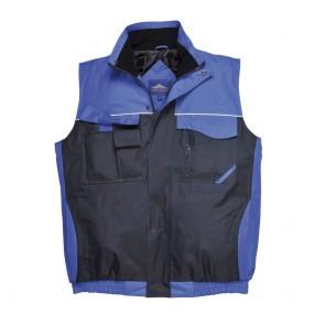 Gilet Bodywarmer Portwest RS Bicolore - Bleu