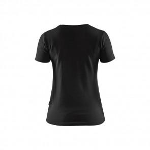 T-shirt femme Blaklader col rond