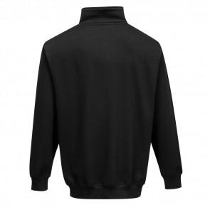 Sweatshirt col zippé Portwest Sorrento