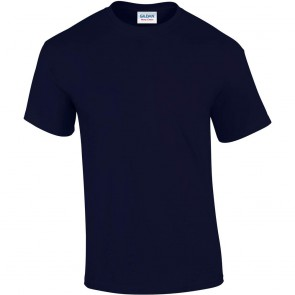 T-shirt de travail Gildan heavy cotton marine