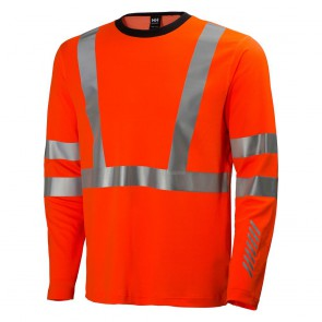 T-shirt Haute-visibilité ESBJERG CREWNECK Helly Hansen orange