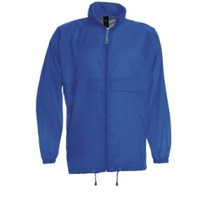 Veste coupe vent BC Pro Sirocco Men Bleu Royal