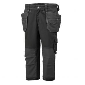 Pantalon 3/4 WEST HAM CONS PIRATE Helly Hansen noir