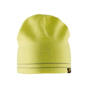 Bonnet Fluo haute visibilité Blaklader jaune