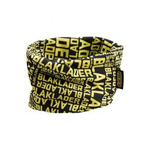 Cache-cou unisexe Blaklader noir / jaune
