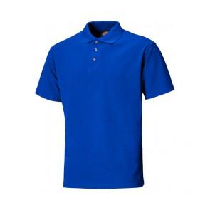 Polo de travail Dickies manches courtes Bleu royal